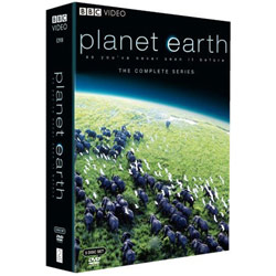 BBC Planet Earth Complete Collection