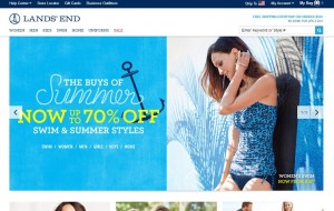 Lands End - 70% Off